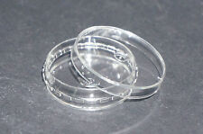 Petri Dishes 38mm Dia in packs of 15 Storage Triple Vent Brand New