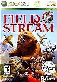 Field-amp-Stream-Total-Outdoorsman-Challenge-Microsoft-Xbox-360-2010-COMPLETE