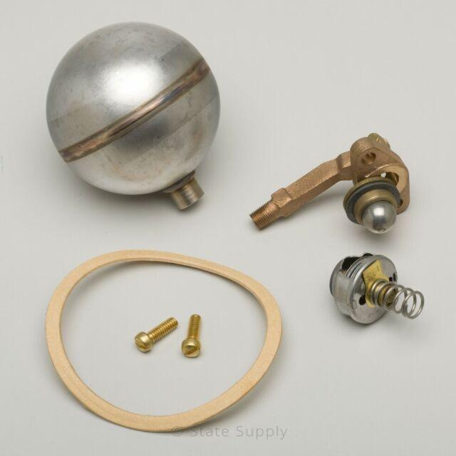 Barnes & Jones Float & Thermostatic Steam Trap Repair Kit ...
