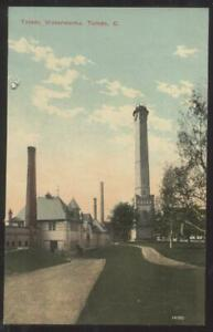 Postcard TOLEDO Ohio/OH Early 1900's Local Area Water ...