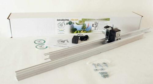 HYDROPONICS Lightrail 4.0 Adjustadrive 2m Light Rail GROW LIGHTS GROW TENTS