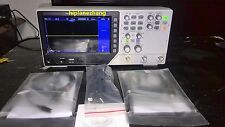 Digital 2-Channel 80MHz 2GSa/s Oscilloscope 7'' TFTLCD 800x480 USB DSO7082B