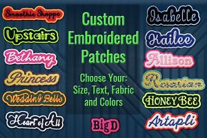 Custom-Embroidered-Patch-Personalized-Name-or-Text-Iron-On-Sew-On-with-Outline-B