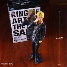 FIGURE ONE PIECE KING OF ARTIST THE SANJI 26 CM STATUE RUFY ACE MANGA ANIME #1