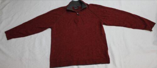 Zip Talla Sweater Cashmere 4 1 L ~ para Jwn hombre ApqESx6