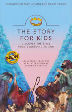 The Story: NIrV the Story for Kids, Paperback : Discover the Bible from Beginning to End by Randy Frazee and Max Lucado (2016, Paperback)
