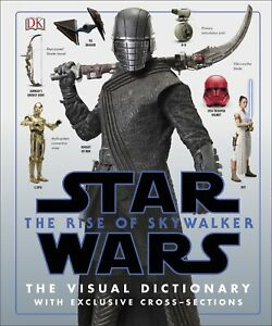 NEW-BOOK-Star-Wars-The-Rise-of-Skywalker-The-Visual-Dictionary-by-DK-2019