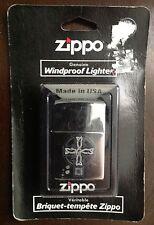 Zippo Celtic Cross Lighter #20850 BP