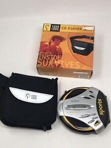 SONY-D-SJ15-Sports-CD-Walkman-G-Protection-Compact-Disc-Player-Portable-W-Belt