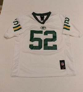 outlet store a7fa1 7f451 Details about REEBOK TEAM APPAREL GREEN BAY PACKERS MATTHEWS JERSEY SIZE  YOUTH LARGE (14-16)