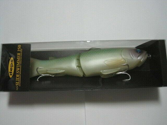 Deps Lure Big Bait Slide Swimmer 250 SS 6.2oz 250mm #20 Deadly Scale AA3907