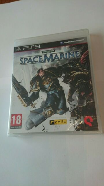 Warhammer 40000 Space Marine - Playstation 3 PS3 - Neuf sous blister