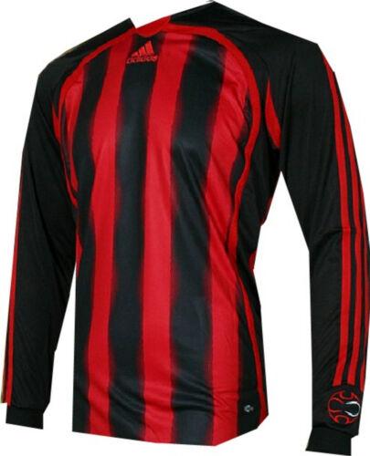 "S XL /"" Black-R Adidas ClimacoolSport//Fußball//Trainingsshirt  AQUILLA JSY LS Gr"