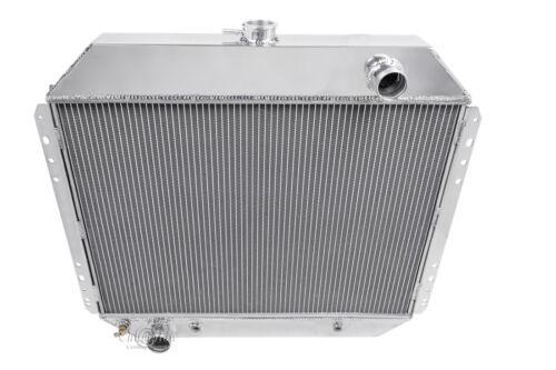 1968 1969 1970 1971 1972 1973 1974 Ford F-100 Pickup 3 Row RS Radiator V8 Engine