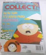 Tuff Stuff's Collect! Magazine South Park & G.I. Joe May 1998 SEALED 033114R