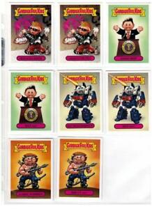 73a871628c9 Details about 2018 GARBAGE PAIL KIDS WE HATE THE 80 S FAT PACK 20 CARD  BONUS SET CLASSIC 80 S