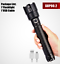 120000 Lumens Flashlight XHP90.2 LED Most Powerful Zoomable Torch Rechargeable!!