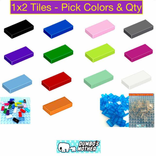 Lego Technic 2M Cross Axle w// Groove, 970609 32062 Bag of 100