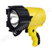 1-million Candle Power Rechargeable Spotlight At694 Cordless / Rechargeable