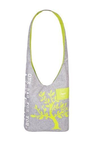 Lässig Umhängetasche Einkaufstasche Green Label Shopper Farbauswahl