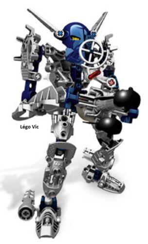 Lego 8688 Bionicle Karda Nui Mistika Gali Nuva complet de 2008 C61