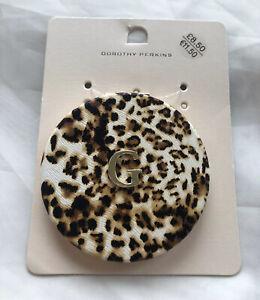 Dorothy-Perkins-Compact-Mirror-Leopard-Print-Look