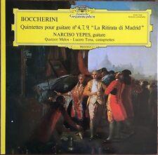 """Boccherini - Quintetttes pour guitare n°4, 7, 9 """"La Ritirata di Madrid"""" Yepes"""