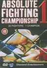 Absolute Fighting Championship 1 - DVD Region 2