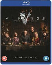 VIKINGS Saison 4 partie 1 Blu ray Neuf