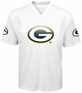 5fc334cee Green Bay Packers Color Rush Fashion Jersey Youth X-Large 18 20 NFL ...