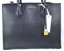 61e1663ffe84 item 1 Michael Michael Kors Mercer Large Convertible Black Leather Tote Bag  -Michael Michael Kors Mercer Large Convertible Black Leather Tote Bag