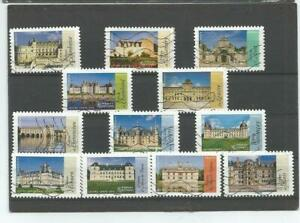 Serie-de-timbres-autoadhesifs-034-architecture-de-la-Renaissance-034-034-2015