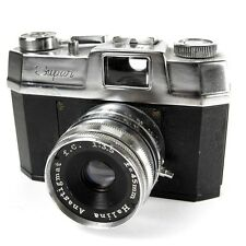 Halina Super 35x Vintage 1960s 35mm Viewfinder Retro Film Camera Front Spare