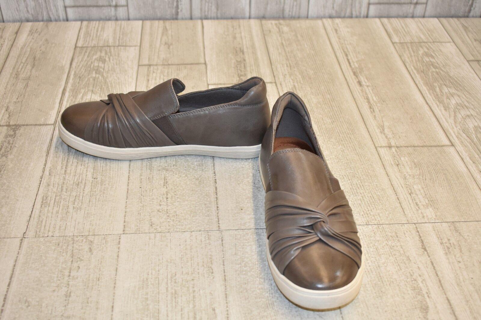Rockport Willa Bow Slip On-Women's Size 7.5W Grey