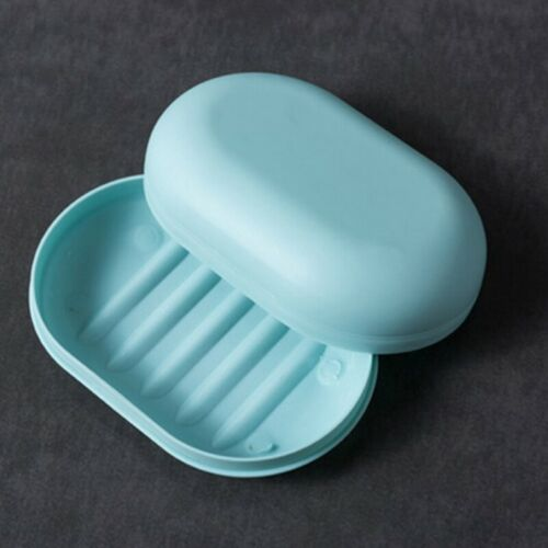 Washing Soap Box Dish Case Container Travel Soap Box Case Good Top