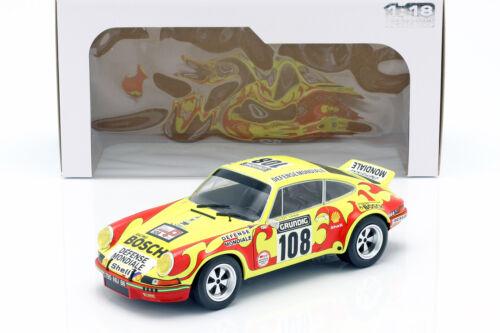 Morenas 1:1 Porsche 911 Carrera RSR #108 Rallye Tour de France 1973 Ballot-Lena