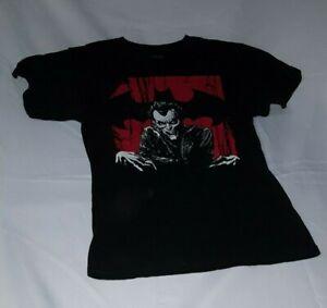 HEATH LEDGER JOKER BATMAN DARK KNIG shirt black white tshirt men/'s free shipping