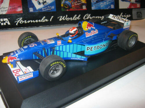 Herbert 1997 Onyx TOP 1:18 Sauber Ferrari C16 J