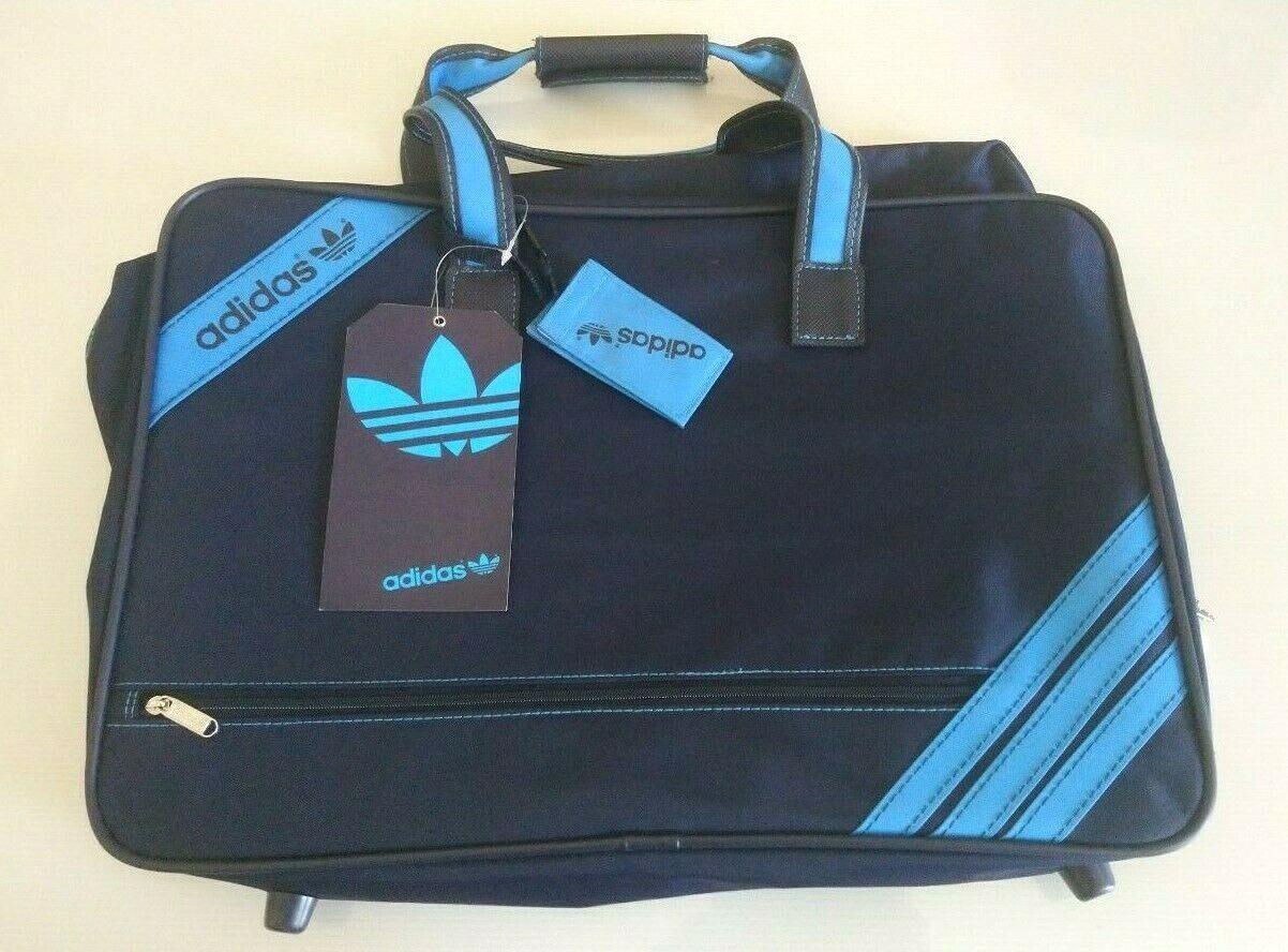 NEU Adidas Collection Lausanne Sport Tasche Gym Tasche Design 90ies Tasche Vintage