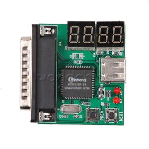af2014f55726 Details about USB PCI PC Notebook Laptop Motherboard Analyzer Diagnostic  POST Card Tester