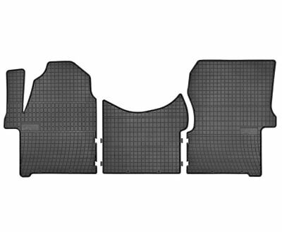 TAPPETI TAPPETINI IN GOMMA per MERCEDES Sprinter dal 2006VW Crafter dal 2006