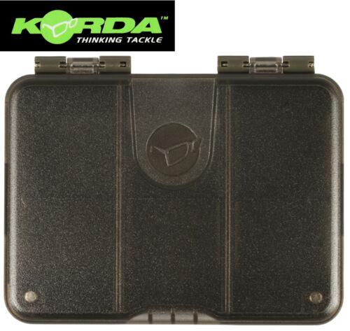 Kleinteilebox Kunstoffbox Angelbox Korda 9 Compartment Mini Box Box