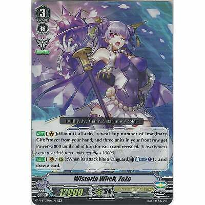 Rare Card Vanguard Sprout Witch Cardfight! RoRo V-BT03//030EN R