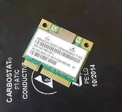 Dell Kw770 Half Mini Pcie Wireless Wlan Wifi Card 802.11 Bgn Inspiron 1750-mostra Il Titolo Originale