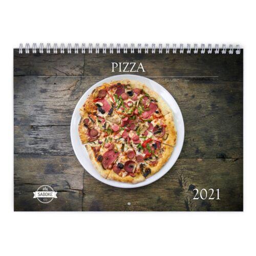 Pizza 2021 Wandkalender ID:11331