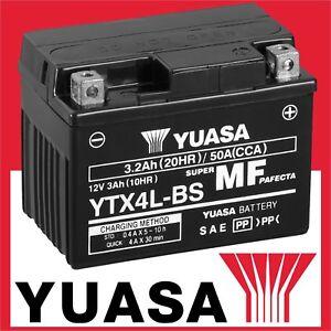 2001 Nitro YT4L-BS Batterie Yamaha YN100 Neo´s SB04 Bj