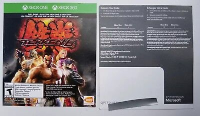 Tekken 6 Xbox One 360 Not Disc 722674210263 Ebay