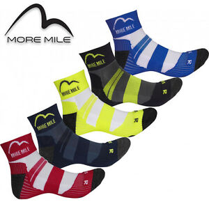 5-Pair-Pack-More-Mile-Cushioned-Padded-Coolmax-Sports-Running-Socks-Mens-Ladies
