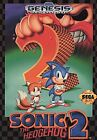 Sonic the Hedgehog 2 (Sega Genesis, 1992) - Japanese Version