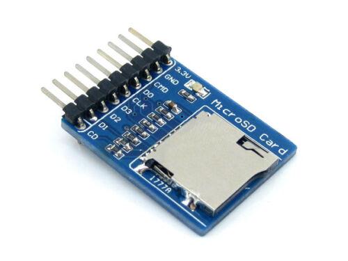 Micro SD Storage Board mcirosd TF carte mémoire Evaluation Development Module Kit